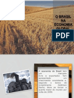 O Brasil na Economia Global
