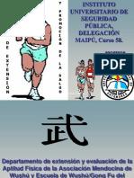 Antropometría y Promoción de la Salud. IUSP.