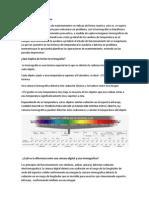 Mantenimiento preventivo(termografia)