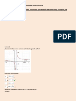 Autoevaluación  Unidad 2 calculo diferencial