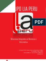 Carta de Presentacion Grupo Lia Peru