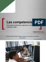 Competencias Educativas