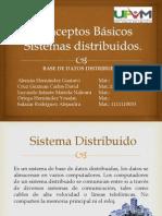 sistemas distribuidos presentacion