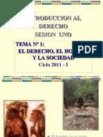 Introduccion Al Derecho Sesion Uno 2011
