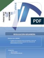 regulacion Aduanera