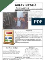 Issue 10 -September 2012