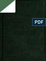 Tibetan Bible - Genesis and Exodus