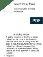 Web Force 2 Characteristics