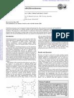Solvent Free Calix[4]Resorcinarenes