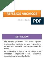 REFLEJOS ARCAICOS
