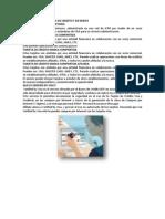 Definiciones de Tarjetas de Credito y de Debito