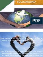 Amor y Solidaridad