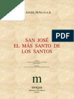 A. Peña - San José, el más santo de los santos
