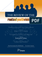 Roots of Youth Violence - Research Papers - Part 4