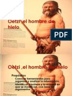 Oetzi ,El Hombre de Hielo (2)