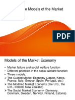 Comparative Models of the Market Economy