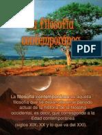 Tema 52 Introduccion a La Filosofia Contemporanea