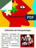 1. Conceptos básicos de Psicopatología.