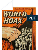 Elmhurst - The World Hoax (Jewish Role in Bolshevism)(1938)
