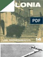 1969 Uruguay, Los Departamentos 14