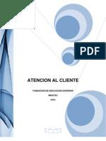 Atencion Al Cliente DIDESOL