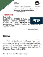 Fichamento Orlandina e Stern 1980
