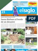 Edicion Lunes 24-09-2012 Vic