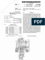 Apparatus and Method for Machining Valve (1)