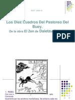 Los Diez Cuadros Del Pastoreo Del Buey