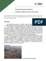 Mejoramiento de Los Servicios Electricos y Reduccion de Las Perdidas de Energia en Sectores Urbanos Pobres