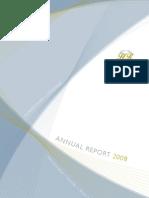 Hannans Annual Report 2008