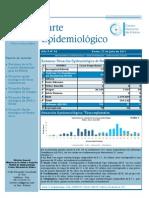 Parte Epidemiologico No 96 - 2011