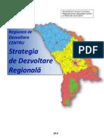 08.Proiectul revizuit al Strategiei de Dezvoltare Regionala Centru (SDR)