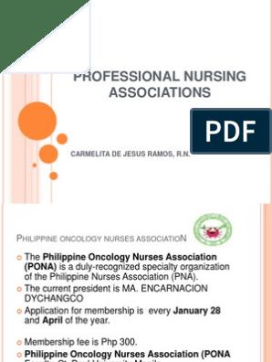 Philippine Nursing Organizations | Emergency Medical