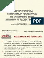 CEEC Rosario 2012