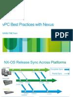 Cisco - VPC Concepts