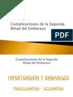 3.- Complicaciones de La Segunda Mitad Del Embarazo 1