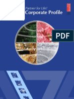 Corporate Profile Livingstone
