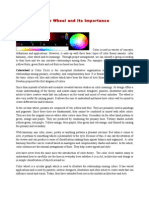 Color Wheel and Its Importance