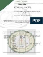 Clinical Focus ICU