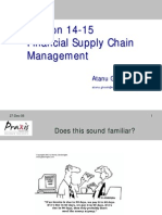 Financial Supply Chain Management