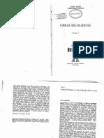 1.2 - Engels,F - Ludwig Feuerbach e o fim da filosofia classica alemã - (23cp)