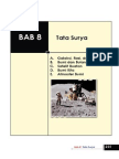 8. Tata Surya