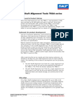 Product Introduction Package SKF Shaft Alignment Tools TKSA