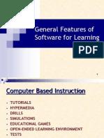 CBI 3 (General Features Ofsoftwarei)