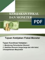 Bahan Makro_11 Kebijakan Fiskal Moneter