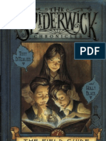 DiTerlizzi, Tony - The Spiderwick Chronicles 01 - The Field Guide (PDF)