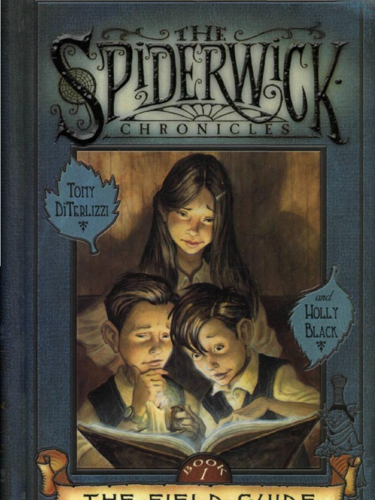 Diterlizzi, Tony  The Spiderwick Chronicles 01  The Field Guide (pdf)