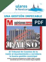 Revista Populares Navalcarnero Especial Agosto 2012