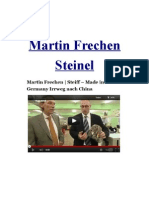 Martin Frechen Geschäftsführer